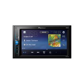 Multimedia-vastaanotin autoihin PIONEER-merkiltä - halvalla