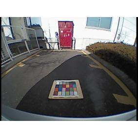 ND-BC8 Achteruitkijkcamera, parkeerassistent voor voertuigen