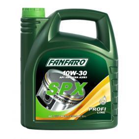 Olio motore SAE-10W-30 (FF6505-4) di FANFARO comprare online