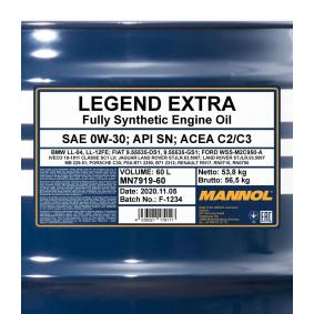 SAE-0W-30 Motoröl MANNOL MN7919-60 Online Shop
