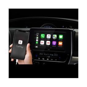 KW-M565DBT Multimedia-vastaanotin ajoneuvoihin