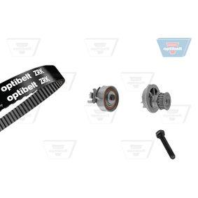 OPTIBELT Zahnriemensatz 6K0198002 für VW, AUDI, SKODA, SEAT bestellen