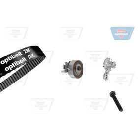 1L0198002A für VW, AUDI, SKODA, SEAT, Zahnriemensatz OPTIBELT (KT 1021) Online-Shop