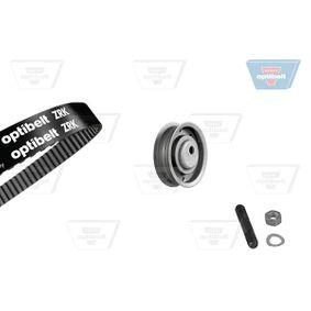Zahnriemensatz OPTIBELT Art.No - KT 1288 OEM: 051198119 für VW, AUDI, SKODA, SEAT kaufen