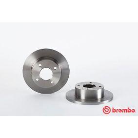 BREMBO Bremsscheibe 6100043 für FORD bestellen