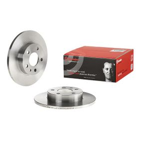 BREMBO Bremsscheibe 71739571 für FIAT, ALFA ROMEO bestellen