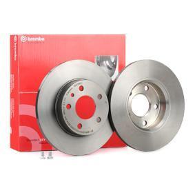 Bremsscheibe BREMBO Art.No - 08.5085.21 OEM: 60670804 für FIAT, ALFA ROMEO kaufen