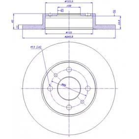 BREMBO Repair kit, gear lever 08.5085.75