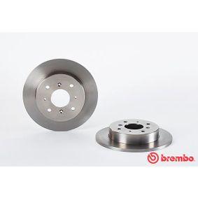 Спирачен диск 08.5582.10 BREMBO