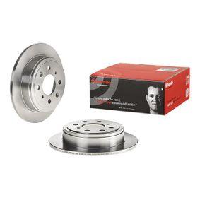 BREMBO Спирачен диск GBD90817 за HONDA, SKODA, LAND ROVER, ROVER, MG купете