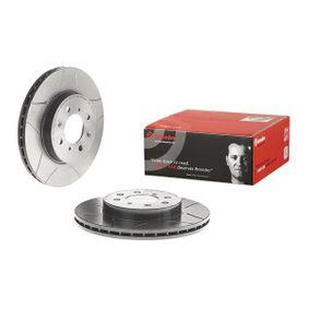 BREMBO 09.5509.75 Спирачен диск OEM - SDB000990 BARREIROS, HONDA, MG, ROVER, SKODA, LOTUS, LAND ROVER, A.B.S. евтино