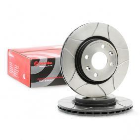 8200171765 für RENAULT, DACIA, RENAULT TRUCKS, Bremsscheibe BREMBO (09.5802.76) Online-Shop