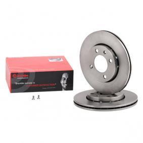 6N0615301F für VW, AUDI, SKODA, SEAT, Bremsscheibe BREMBO (09.6799.14) Online-Shop