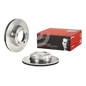 BREMBO Bremsscheibe 98635140105 für VW, PORSCHE, LANCIA bestellen