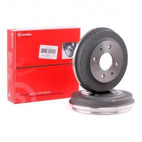 4373614 für FIAT, ALFA ROMEO, LANCIA, LADA, ZASTAVA, Bremstrommel BREMBO (14.3152.10) Online-Shop