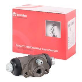 4121616 für FIAT, SEAT, ALFA ROMEO, LANCIA, LADA, Radbremszylinder BREMBO (A 12 018) Online-Shop