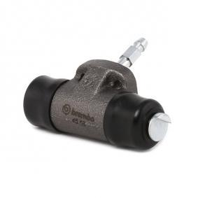 BREMBO Cilindro de freno de rueda (A 12 043) a un precio bajo