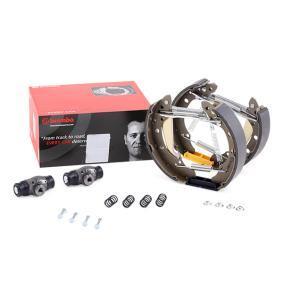 Bremsensatz, Trommelbremse BREMBO Art.No - K 85 023 OEM: 1H0685511AX für VW, AUDI, SKODA, SEAT kaufen