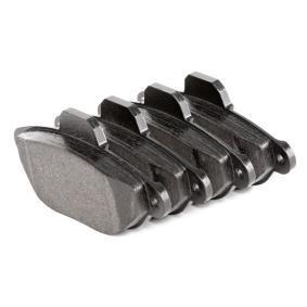BREMBO Brake pads P 23 096