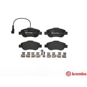 Sistema de ventilación del cárter BREMBO (P 23 107) para FIAT 500 precios