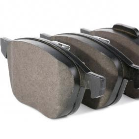 Brake Pad Set, disc brake Rear Axle, Front Axle from manufacturer BREMBO P 24 061 up to - 70% off!