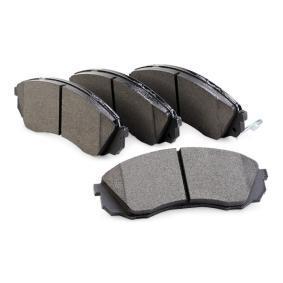 BREMBO Bremsbelagsatz, Scheibenbremse 581014DE00 für HYUNDAI, CITROЁN, KIA, AUSTIN bestellen