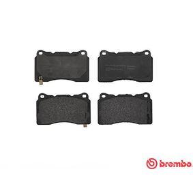 Stoßdämpfer BREMBO (P 54 039) für SUBARU IMPREZA Preise