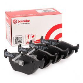 S5058110 für SAAB, Bremsbelagsatz, Scheibenbremse BREMBO (P 71 006) Online-Shop