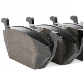 Brake Pad Set, disc brake Front Axle from manufacturer BREMBO P 85 041 up to - 70% off!