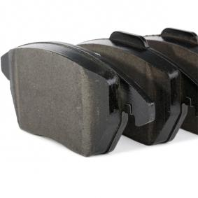 Brake Pad Set, disc brake Front Axle from manufacturer BREMBO P 85 075 up to - 70% off!