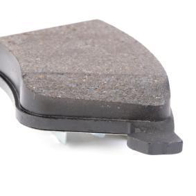 BREMBO Bremsbelagsatz, Scheibenbremse (P 85 079) niedriger Preis