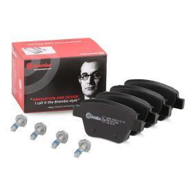 8P0098601P für VW, AUDI, SEAT, HONDA, SATURN, Bremsbelagsatz, Scheibenbremse BREMBO (P 85 114) Online-Shop