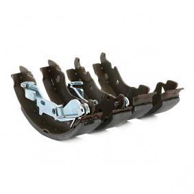 BREMBO Brake shoe set S 23 521