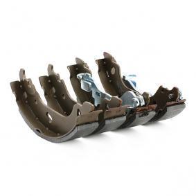 BREMBO Brake shoes (S 23 521)