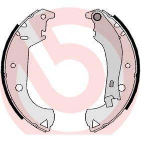 Bremsbackensatz BREMBO Art.No - S 23 524 OEM: 7083041 für FIAT, ALFA ROMEO, LANCIA kaufen