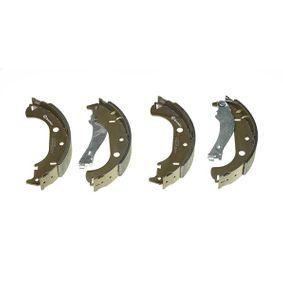 BREMBO Bremsbackensatz 7083041 für FIAT, ALFA ROMEO, LANCIA bestellen
