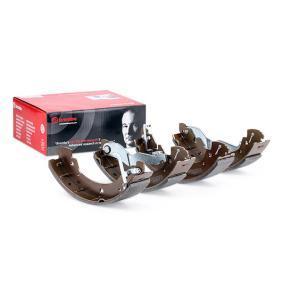 701609531 für VW, AUDI, SKODA, SEAT, VAUXHALL, Bremsbackensatz BREMBO (S 85 515) Online-Shop