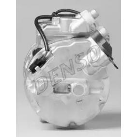 DENSO Compressor, air conditioning PAG 46, Refrigerant: R 134a
