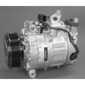 Kompressor, Klimaanlage DENSO Art.No - DCP32021 OEM: 3D0820803T für VW, AUDI, SEAT, SKODA, PORSCHE kaufen