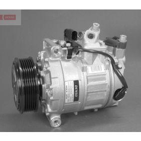 DENSO Kompressor, Klimaanlage 3D0820805C für VW, AUDI, PORSCHE bestellen