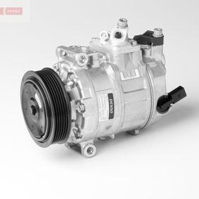 DENSO VW GOLF Компресор / -единични части (DCP32045)