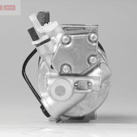 DENSO Kompressor, Klimaanlage mit Mehrfachriemenscheibe OE DCP45003 Erfahrung