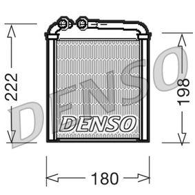 Радиато за парно DENSO (DRR32005) за VW GOLF Цени