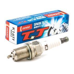 DENSO Запалителна свещ 1011256 за FORD купете