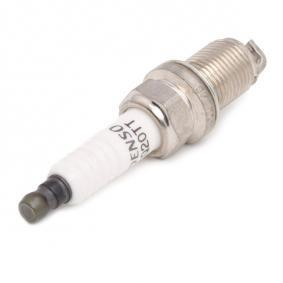 DENSO Tändstift 2240101P16 för NISSAN, INFINITI köp