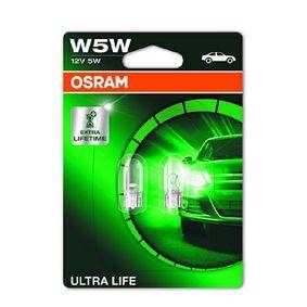 Kennzeichenleuchten Glühlampe 2825ULT-02B OSRAM