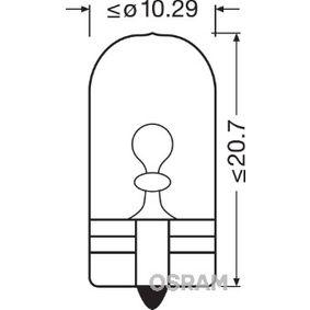 OSRAM Kofferraumbeleuchtung 2886X