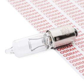 64138 Glühlampe, Blinkleuchte von OSRAM Qualitäts Ersatzteile