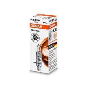 OSRAM Крушка с нагреваема жичка, фар за дълги светлини (64150) на ниска цена