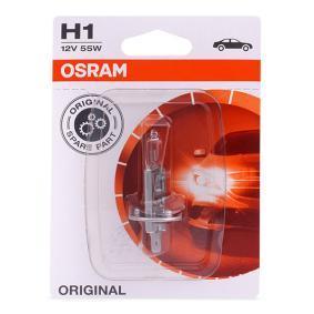 OSRAM Lámparapara Faros Carretera 64150-01B para SEAT TOLEDO 2.0 i 16V 150 CV comprar